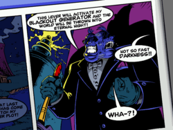Darkness Comic