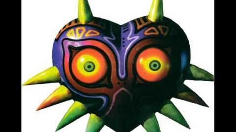 Disturbing Video Game Music 8 Majora's Mask and Majora's Incarnation