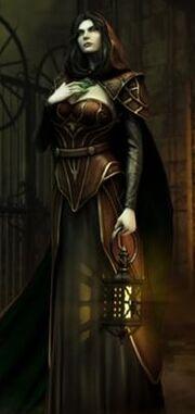 Carmilla Lords of Shadow 2