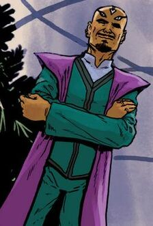 Sanjar Javeed (Earth-616) from Infinity the Hunt Vol 1 1 001