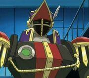 Nesbitt robotic knight