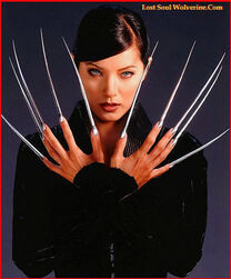 Lady Deathstrike live action