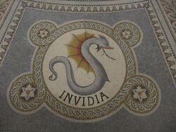 Invidia the Serpent