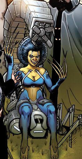 Madame Mondo (Earth-616) 002