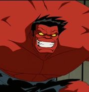 Thaddeus Ross (Earth-8096) as Red Hulk 004