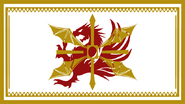 Empire's flag of Piña Co Lada's new regime
