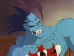 Lord Raptor (U.S. Cartoon)