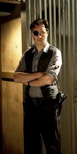 Phillip Blake the Governor