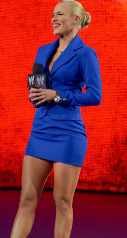 Lana 8 - PPV Extreme Rules May 14 2014 1