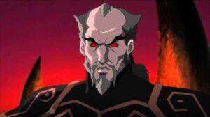 Justice League vs. Teen Titans - Robin vs