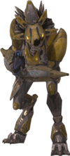 Skirmisher Champion