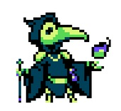 Plague Knight in game