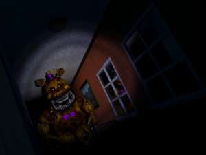 Fredbear Right Far