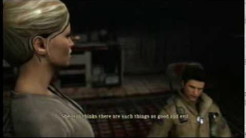 Silent Hill Homecoming Drill Scene
