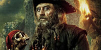 Blackbeard (Pirates of the Caribbean)