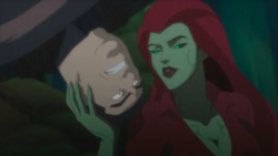 Poison Ivy's kiss