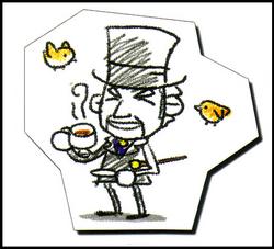 Shadow Hearts Yuri's drawings 11