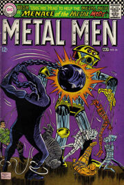 Metal Men 26