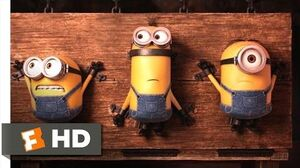 Minions (7 10) Movie CLIP - This is Torture (2015) HD