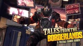 Tales from the Borderlands Bossanova Song
