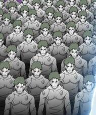 White Zetsu Army