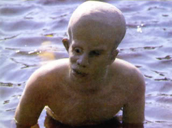 Jason as a child