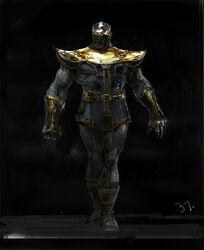 Thanos-Walking