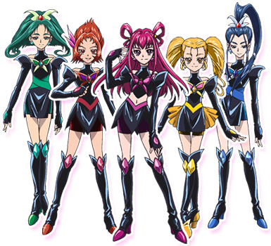 File:Toei - Movie 1 - Dark Pretty Cure 5 front.jpg