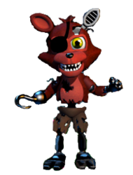 Adventure withered foxy full body request by joltgametravel-d9dgxgn