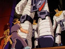 Legions of Giant Mummies