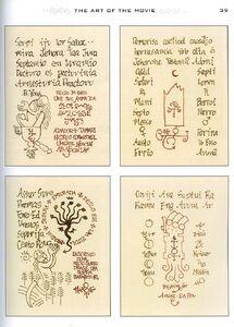 Pages of Grigori Rasputin's Diary