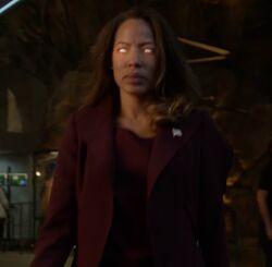 Miranda Crane White Martian