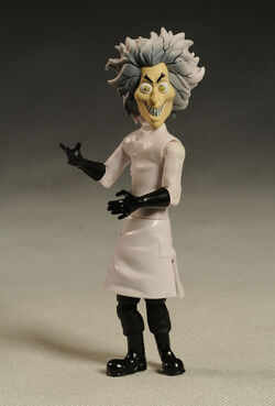 Robot Chicken's Doctor