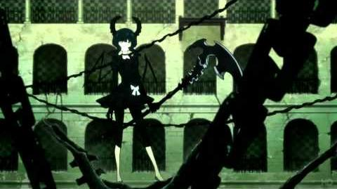 Black ★ Rock Shooter Vs