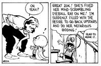 Calvin vs. Mom-Lady 2