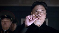 Kim Jong-un (The Interview)