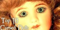 Joliet the Haunted and Cursed Doll