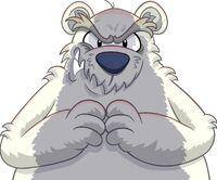 Wicked Herbert P. Bear