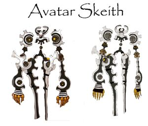 .hack avatar skeith concept art by mazaddah-d31yofd