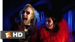 Beetlejuice (9 9) Movie CLIP - Til Death Do Us Part (1988) HD