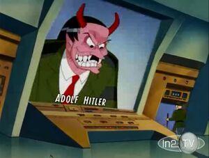 Histeria Hitler