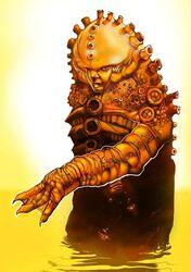Zygon Creature