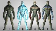 Frank Fontaine boss forms