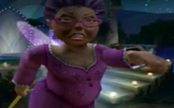 Shrek 2 video game fairy godmother