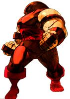 Juggernaut (MvC2)