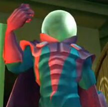 Mysterio (Friend or Foe)