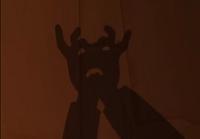 The dark one true form