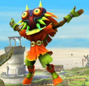 Majora's Mask assist