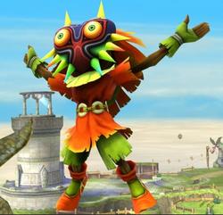 Majora's Mask assist