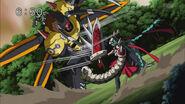 GrandisKuwagamon VS Mervamon 02